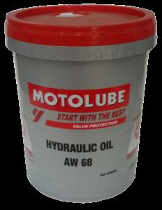 MOTOLUBE - Hydraulic Oil - Yokohama
