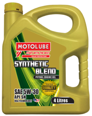 SyntheticBlend 5W-30 4L r1